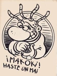 Makoki, haste un mai