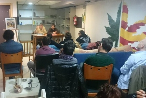 Presentación en Castellón