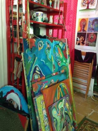 Detalle del taller estudio