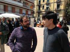 Iker Puente y Oscar Parés